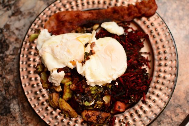 Brussels Sprouts Hash 4
