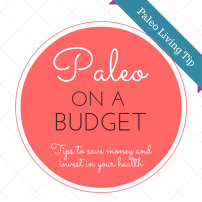 eating paleo on a budget